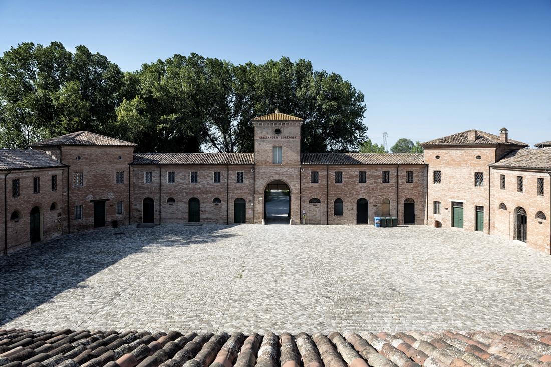 Referenza AVE - Villa Torlonia