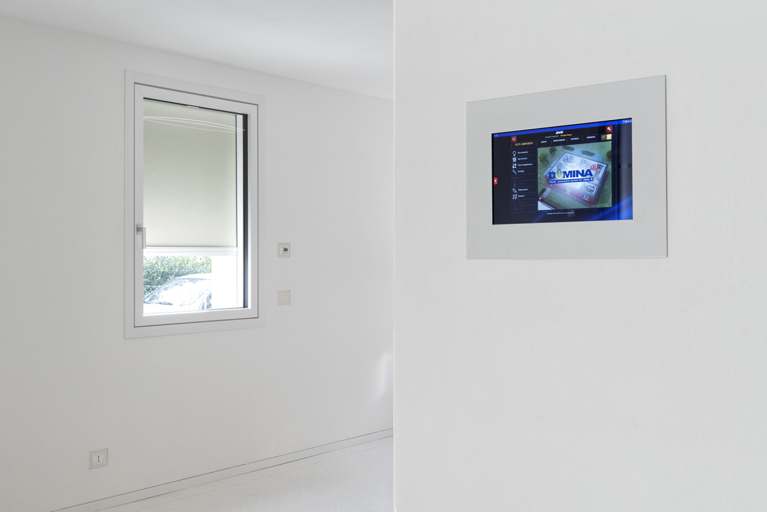 Supervisore Touch Screen AVE