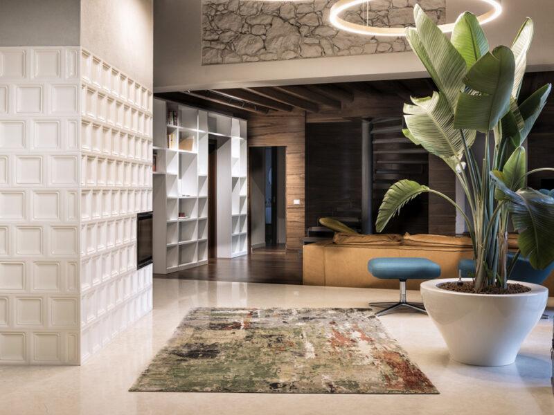 Villa di lusso con domotica AVE