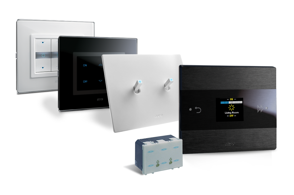 Smart home tecnologia KNX