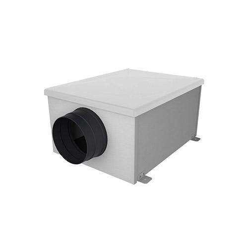 Centrifugal box fans