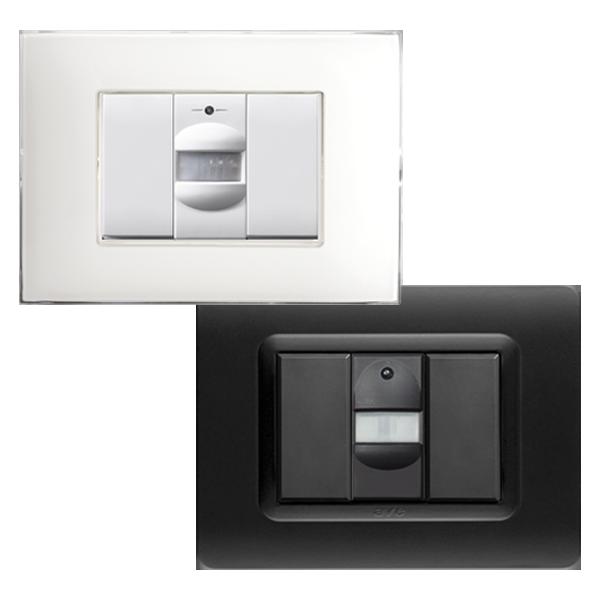 Flush mounted detectors