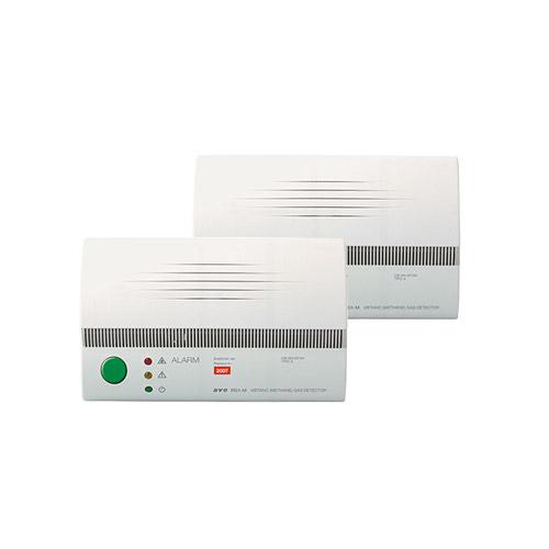 Wall mounted gas detectors