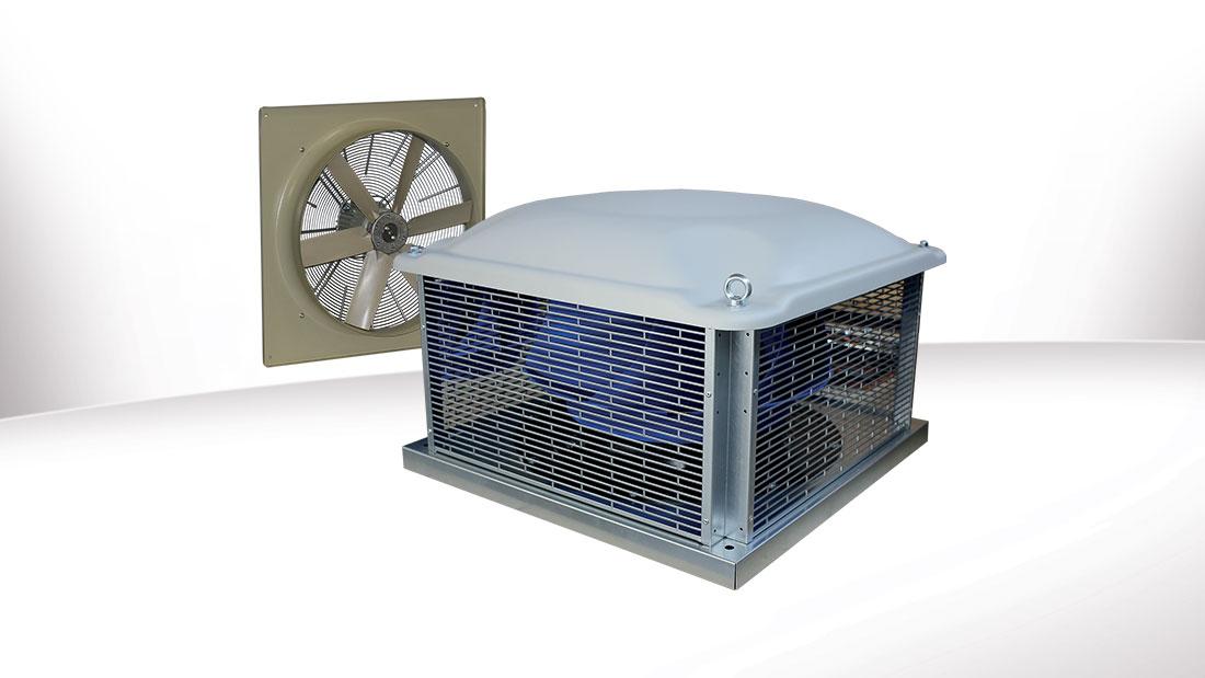 AVE DomusAir, la nuova frontiera della ventilazione industriale