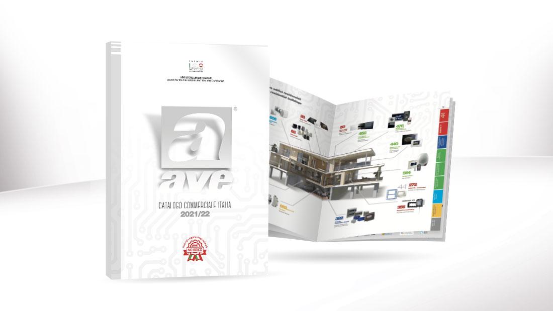 Nuovo Catalogo Commerciale AVE 2021/22