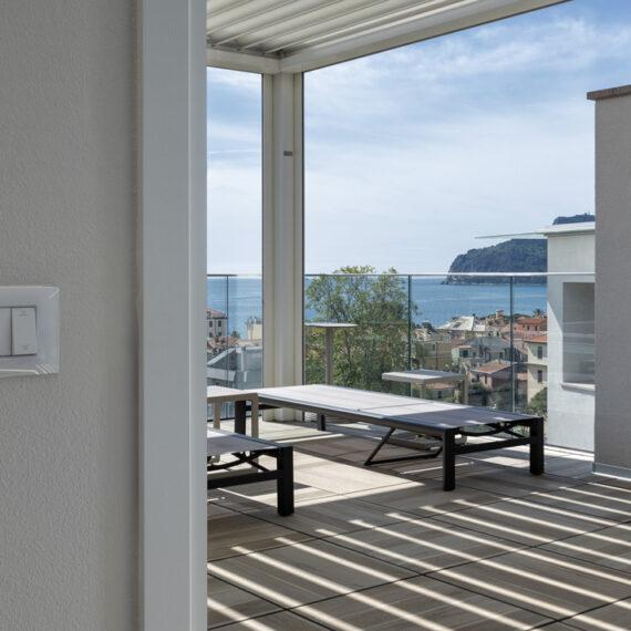 Complesso residenziale Cappuccini - Interruttori AVE