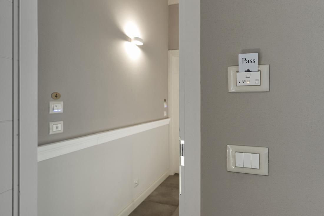 Lettore per gestione alberghiera AVE - Dimora San Carlo