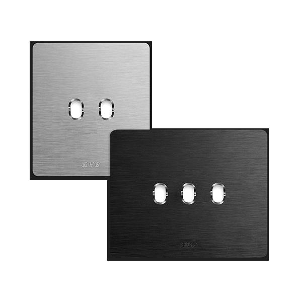 Placche in Alluminio (New style)