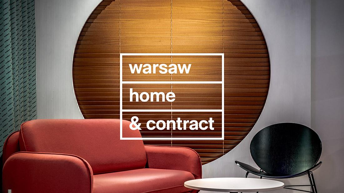 """AVE a Warsaw Home & Contract: il made in Italy di qualità """"vola"""" in Polonia"""