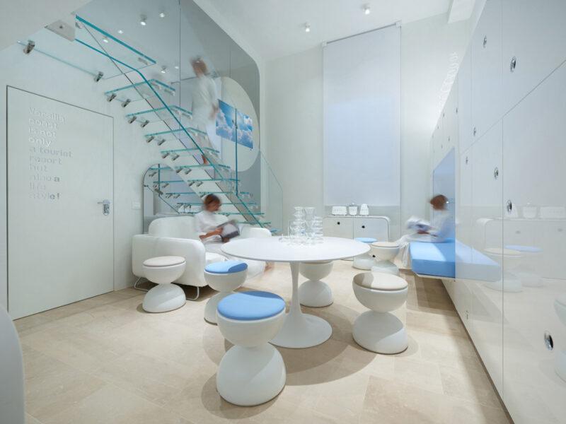 Interruttori AVE di design - Service apartment Viareggio